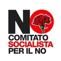 LOGO COMITATO SOCIALISTA PER IL NO