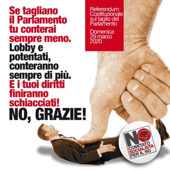 Banner NO - Diritti schiacciati (3)