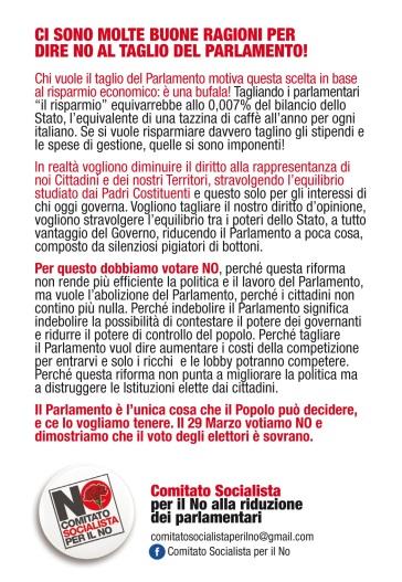 LE RAGIONI DEL NO (1)